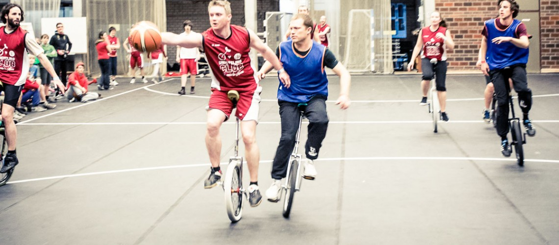 Unicycle Convention (c) Jan Castermans